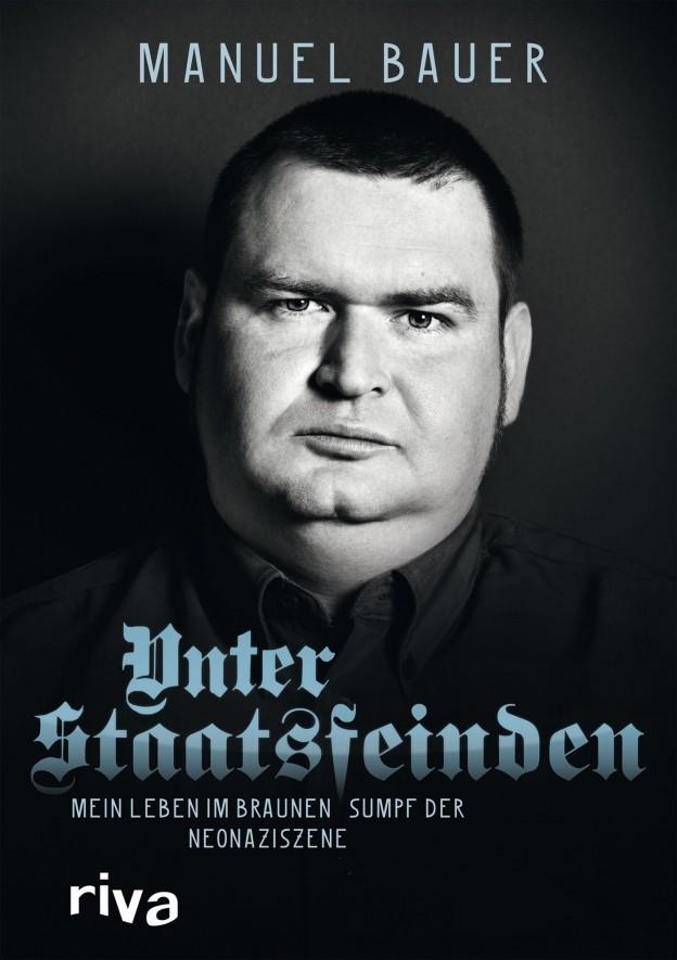 """Buchcover """"Unter Staatsfeinden"""""""